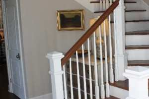 custom-home-stair