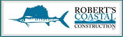 Robert's Coastal Construction Logo
