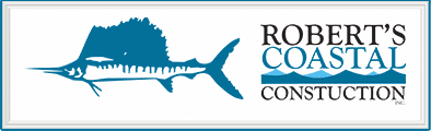 Robert's Coastal Construction Logo